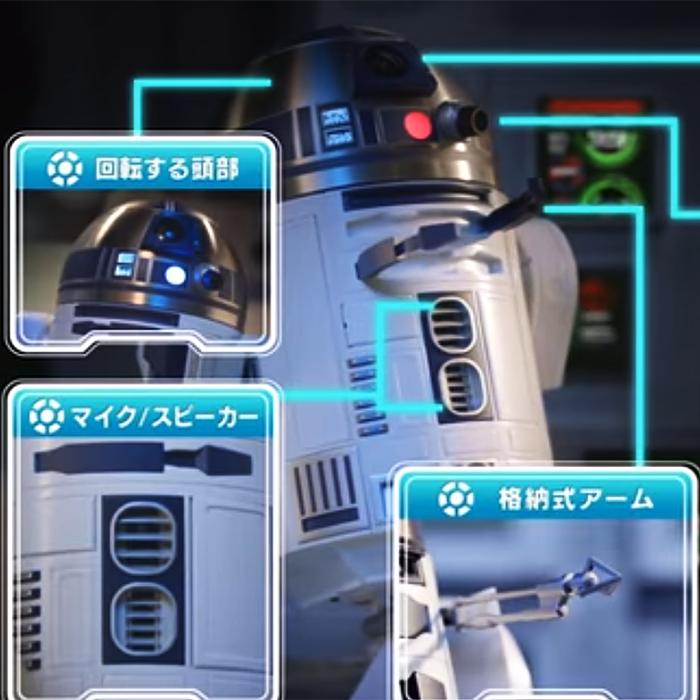 大反響「週刊 スター・ウォーズ R2-D2」TVCM放映中!
